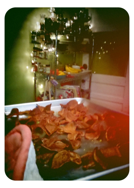 Like the chips, the picture was a big fat FAIL.